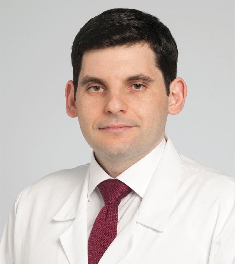 Mr Vladimir Bolshinsky | Colorectal Surgeon